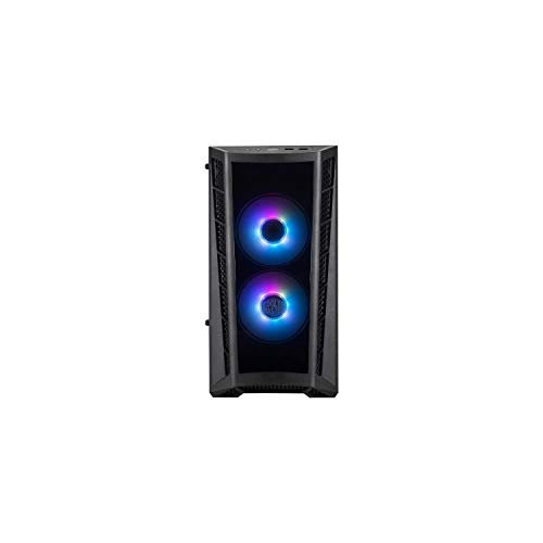 Cooler Master MasterBox B320LARGB Tempered Glass/Mesh