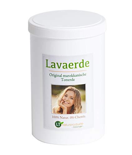 Klei poeder/ghassoul | originele Marokkaanse lava aarde | organisch | chemisch en zeepvrij | hypoallergeen | tegen jeuk | 1kg