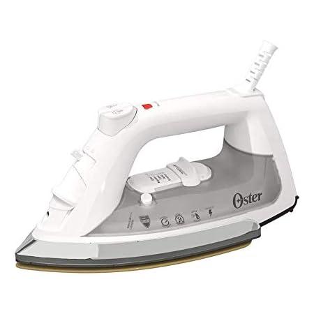 Plancha clásica Oster® blanca GCSTCW317