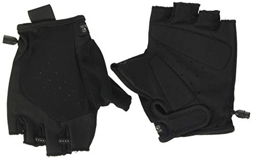 Jack Wolfskin Unisex Dynamic Short Glove Gants handschoenen, (Black), (Manufacturer Maat: Large)