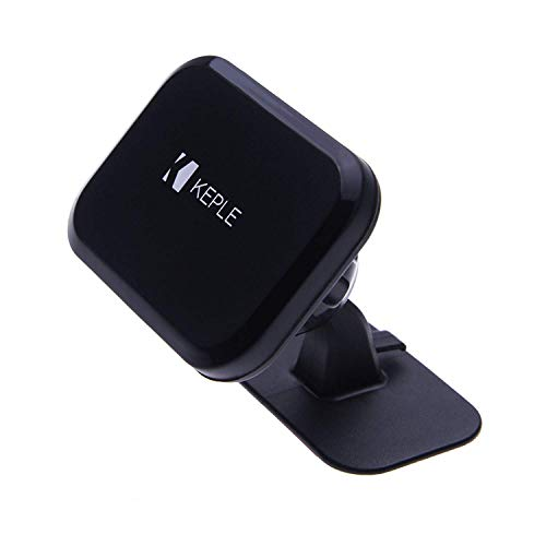 Magnetische telefoonhouder van Keple | 360 graden verstelbare telefoonhouder voor Apple iPhone 5 / 5s / 6 / 6s / 8 / Plus / X, Blackview A7 / Pro / BV7000 / PRO IP68 / BV8000 PRO / BV2000 / E7S, BLU Grand M / VIVO 5R / XL 2, Elephone S8, Energizer Energy E10, HTC U11, Maze Comet, Umidigi