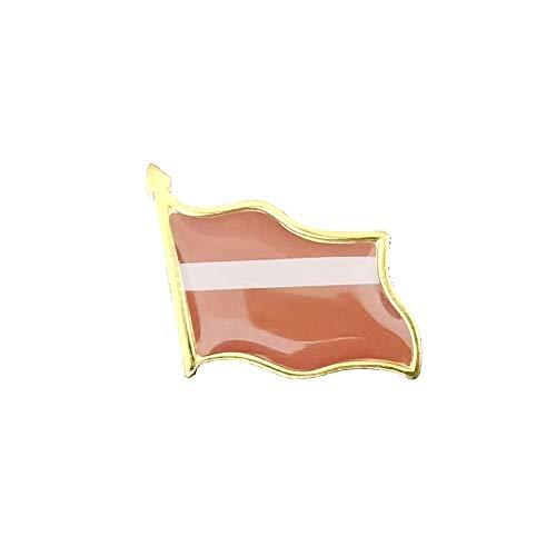 Bandera austriaca broches insignia esmalte pines lapel brooch mochila / corbata / collor / sombrero