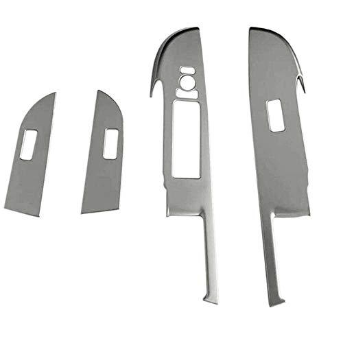 ZpovLE Zubehör für dieAbdeckung derTasten zum Anheben des Autofensters, passend für Toyota Raize A200 2020