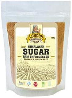 Sweetener White Sugar ORGANIC GLUTEN FREE LSF 350g