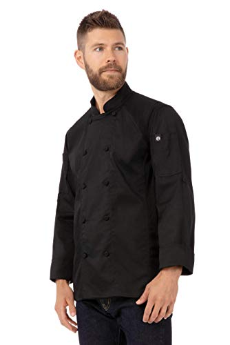 Chef Works Men's Bowden Chef Coat