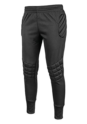 Reusch Starter Pant Pantalon de Gardien de But Noir Taille S