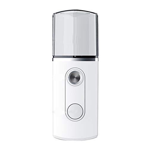 Bonarty Pulvérisateur Visage,Anion Nano Mist Sprayer 20ML,Brumisateur de Poche,Mist Sprayer Rechargeable avec USB,