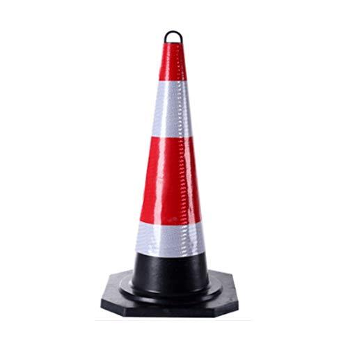 Conos de seguridad Plegable barricada cono del tráfico Conos Multi Propósito de...