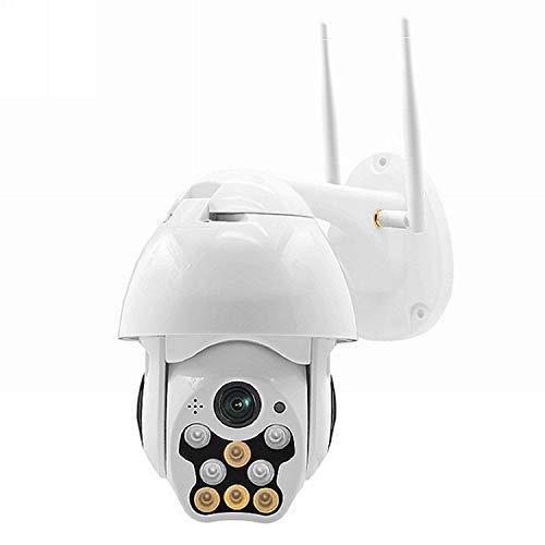 FairytaleMM 360 graden Draadloze Cloud Platform Outdoor Waterdichte Camera Beveiliging Netwerk Wifi Hd Surveillance Camera(wit)