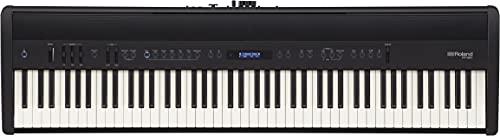Roland, Digital Pianos-Stage, 88 Keys (FP-60-BK), FP-60