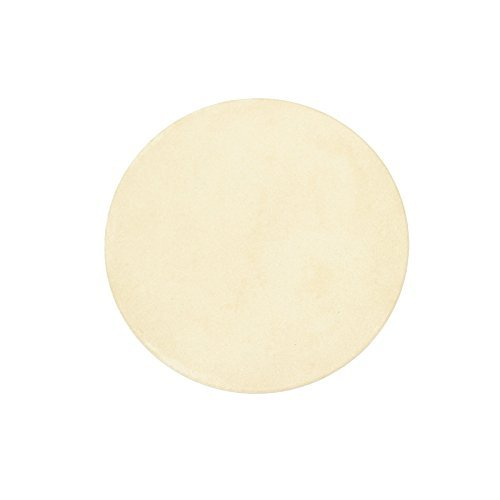 Aura Outdoor Products AOP-BSL Keramik-Pizzastein für großes großes grünes Ei, Kamado Joe, Weber