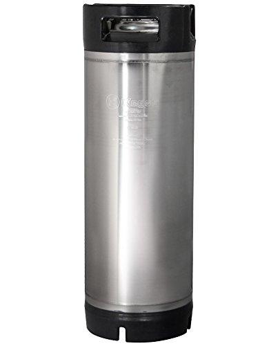 5-Gallon Ball Lock Corny Keg (NEW!)