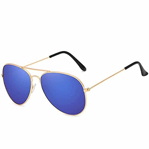 Mawwanta Gafas de Sol clásicas, Gafas de Sol rectangulares polarizadas, Estilo de Verano para Conducir Gafas de Sol UV400 Protección, para Hombres y Mujeres