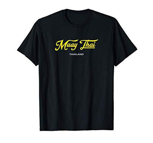 Sports de Combat Muay Thai Boxe Thai T-Shirt