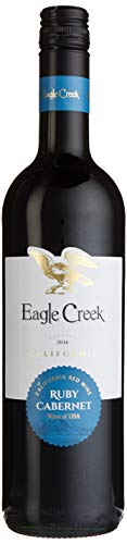 Eagle Creek Ruby Caberbet Qualitätswein Kalifornien  (6 x 0.75 l)