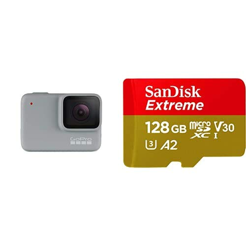 GoPro Hero7 CHDHB-601-RW Camera(White)