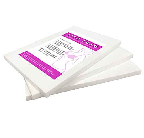 3 Pack Lipo Foam - Post surgical Ab Board...