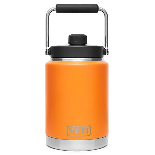 YETI Rambler Half Gallon Jug, Vacuum Insulated, Stainless...