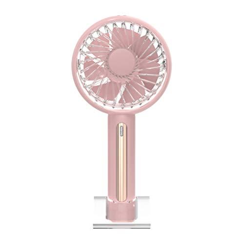 SOLUSTRE 1 Juego de Ventilador de Escritorio de Mano Multi- Función Ventilador de Aire del Hogar Mini Ventilador de Refrigeración