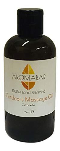 Zitronella Massageöl 125ml Natürliche Öle Deet-frei
