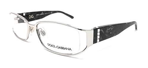 OCCHIALI DA VISTA DONNA DOLCE E GABBANA DG 1159 - B GRIGIO 301 STRASS