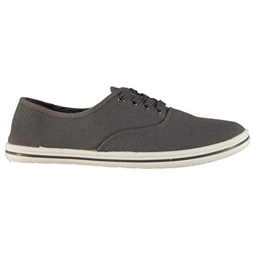 Slazenger Hombres Zapatos de Lona Tacones
