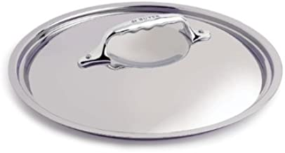 PRIMA MATERA Round Stainless Steel Lid 8-Inch