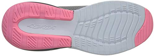 Skechers Women's SKECH-AIR STRATUS Trainers, Grey (Gray & Black Mesh/Pink Trim Gybk), 6 UK (39 EU)