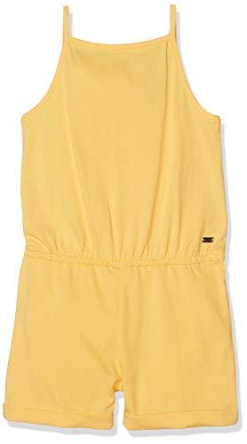 Mexx Mädchen Overall, Orange (Pale Marigold 130945), (Herstellergröße: 110)