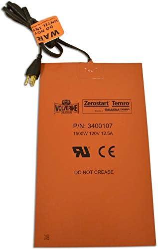 Top 10 Best oil pan heater pad Reviews