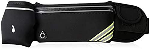 wholesale Outdoor sports waist outlet online sale bag?Unisex?Unisex, marathon, running essential?close-fitting waterproof, popular durable. (Black) online sale