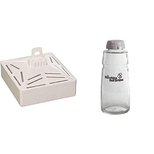 Beghelli 3341 Cartuccia Composita Filtrante Sterilizzata acqua & 3335 BEG3335 Bottiglia, Multicolore