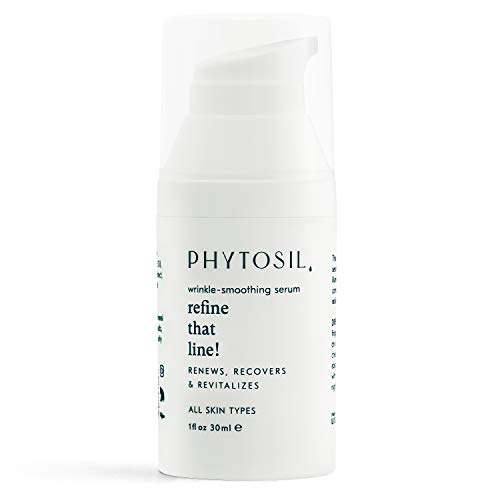 Phytosil Refine That Line! - Wrinkle-Smoothing Face Serum with Retinol - Renews, Recovers & Revitalizes - Made in USA - 1 fl oz / 30 ml