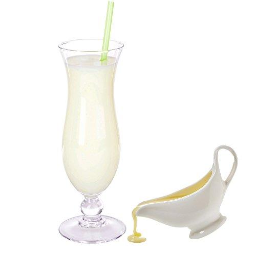 Süße Sahne Kondensmilch Geschmack Proteinpulver Vegan mit 90% reinem Protein Eiweiß L-Carnitin angereichert für Proteinshakes Eiweißshakes Aspartamfrei (200 g)
