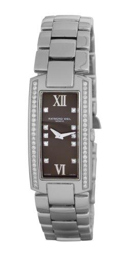 Raymond Weil Watches 1500-ST1-00775 - Reloj para Mujeres, Correa de Cuero Multicolor