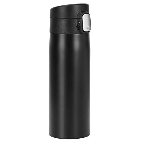 Taza para hervir para automóvil, PP + Acero inoxidable Protección múltiple Taza de aislamiento inteligente para automóvil 350ml para automóvil para oficina en casa para calentar agua para