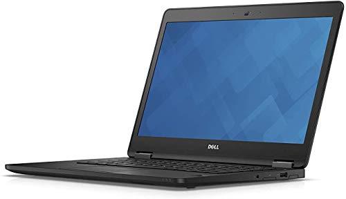 Windows 10 Dell Latitude E7470 Quad Core i5-6300U Laptop PC - 8GB DDR4 - 256GB SSD - HDMI -(Renewed)