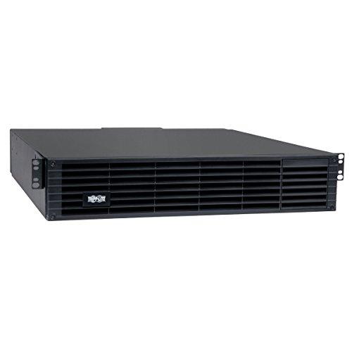 Tripp Lite 48VDC External Battery Pack Select AVR Online UPS Rack/Tower, 2U, 2 Year Warranty (BP48V27-2US), Black