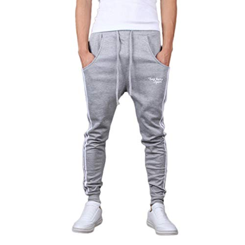 Purchase Hmlai Clearance Men's Casual Running Slim Fit Jogger Sweatpants Casual Sport Work Trouser T...