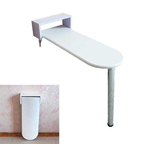 Aan de muur bevestigde klap tafel Klaptafel Folding bar tafel thuis, aan de muur gemonteerde huisopslag bureau computer tafel, ruimtebesparend eettafel bureau, het bureau van kinderen ruimtebesparend