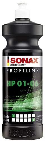 SONAX PROFILINE HP 01-06 (1 Liter) silikonhaltige Politur für leicht verkratzte und matte Bunt- sowie Metalliclacke   Art-Nr. 03003000