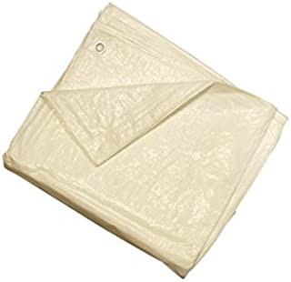 comprar comparacion Silbor - Toldo blanco reforzado 5 x 8 m