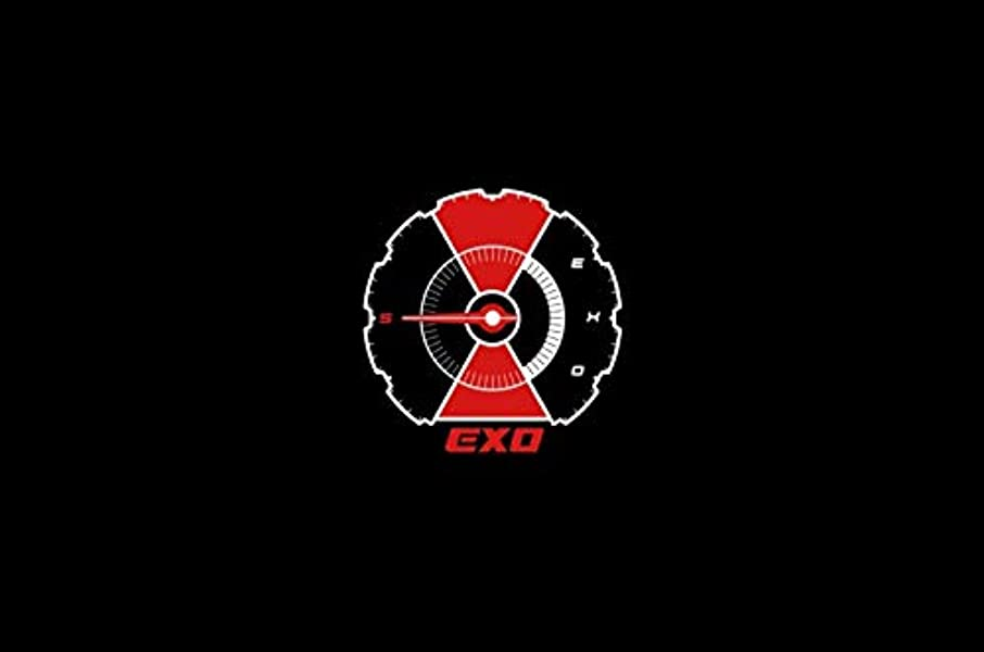 EXO-[Don't Mess Up My Tempo]5th Album Andante CD+Booklet+Card+Pre-Order+Tracking Number K-POP Sealed