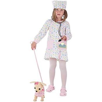 LLOPIS - Disfraz Infantil Veterinaria t-5: Amazon.es: Juguetes y ...