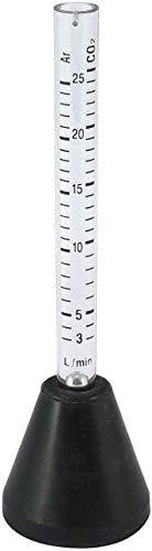 Gasmengenmesser Gastester Flowmeter für CO2 + Argon