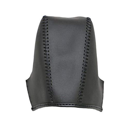 ZSQ Cubiertas de Engranajes para automóviles FIT FOR para Volvo XC60 09-12 Collares DE Mayor AUTOMÁTICOS Colores DE CUERA Auto Cubierta DE CUERDO zhangsuqing (Color Name : Black Thread)