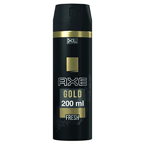 AXE Gold - Desodorante Bodyspray para hombre, 48 horas de protección, 200ml