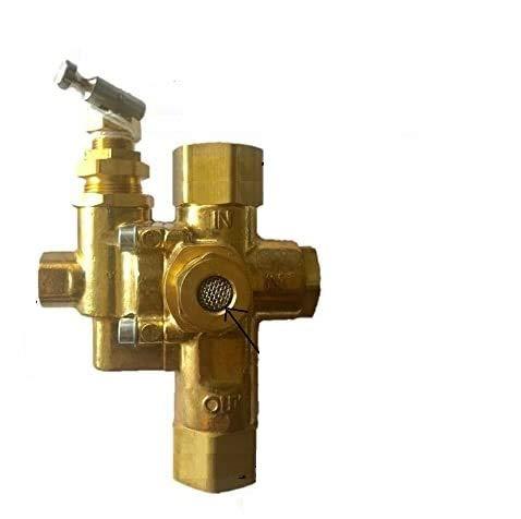 Gas Air Compressor unloader valve pilot check valve combination 145-175 NG1