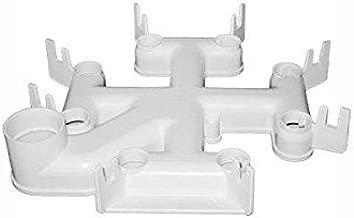Manifold for Pentair FNS Plus D.E. Filter V38-140