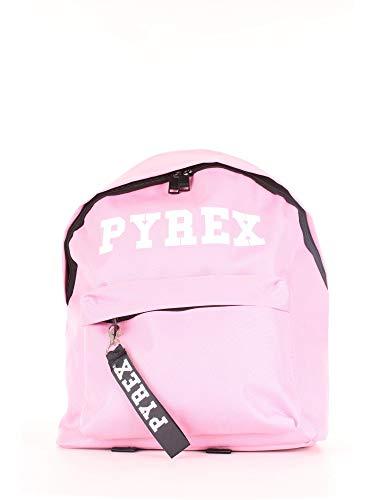 PYREX Yellow Backpack with Logo - LEMON YELLOW